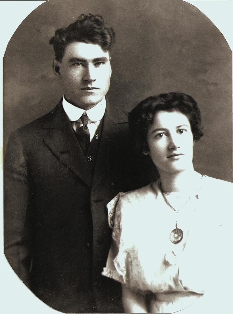 Grandpa Joe and Grandma Margaret