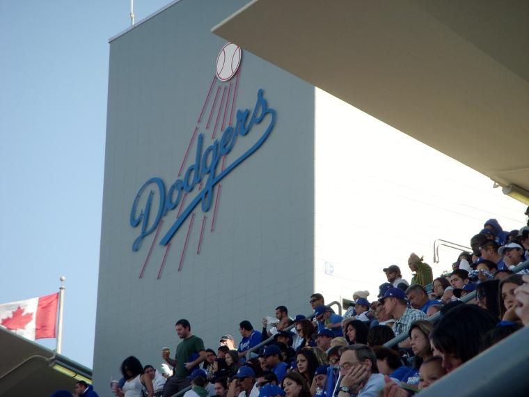 Just watchin' baseball.