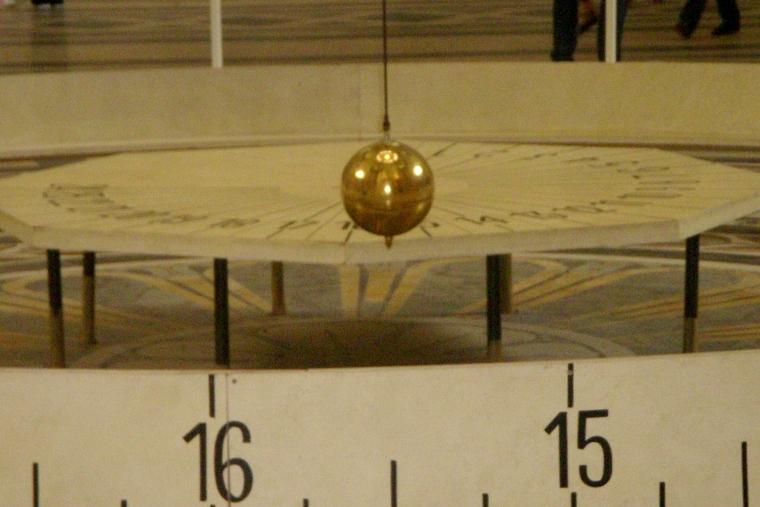 Faucault's Pendulum