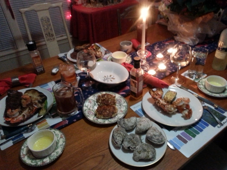 A Christmas Eve Feast