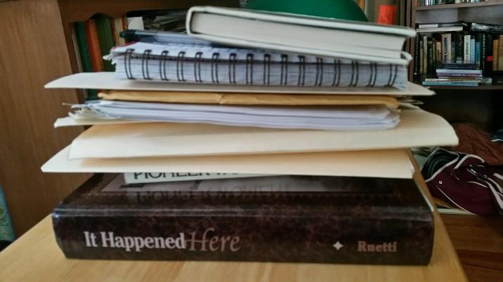 books-messy
